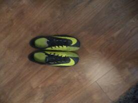 mens nike mercurial CR7 football boots size uk9