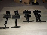 wall speaker stands 4