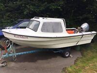 14 foot Dijon Fishing Boat