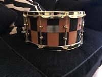 "Custom stave snare 14x6.5"""