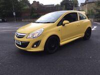 Vauxhall corsa 1.2 limited edition 2015facelift 27 k fvsh 1 owner vxr replica bargain cheapest inuk