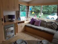 cheap 3 bedroom static caravan includes fees stunning coastal park by the sea Devon