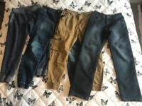 Boys Trouser bundle size 10-11 years