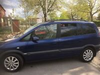 vaxuall zafira 2.0 D.T.I D3 plate