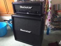 Blackstar ID100 Amp Head and ID412 Speaker Cabinet