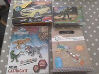 Childrens Make and Do Activities Brand New Toys WILL POST