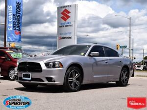 2014 Dodge Charger SXT AWD ~Heated Seats + Wheel ~Power Moonroof