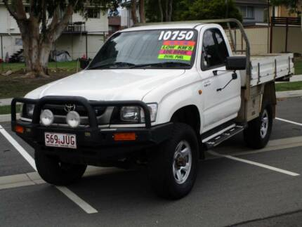 2003 TOYOTA HILUX 4X4 * 217ks * COUNTRY CAR