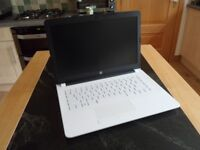 HP Laptop - 3 weeks old. As new condition.