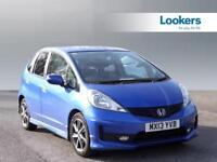 Honda Jazz I-VTEC SI (blue) 2013-03-25