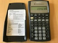 BA II Plus™ financial calculator - like new