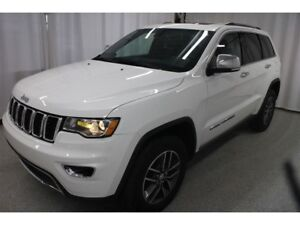 2018 Jeep Grand Cherokee LIMITED CUIR TOIT BANCS CHAUFFANTS MAGS