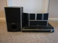 Sony DVD surround sound system