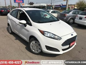 2014 Ford Fiesta SE | CAR LOANS APPROVED