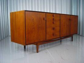 Mid Century G Plan Kofod Larsen Sideboard Retro Vintage Furniture 2