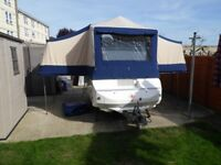 Conway Countryman 2003 Folding camper/trailer tent