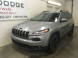 2015 Jeep Cherokee North Latitude 4x4