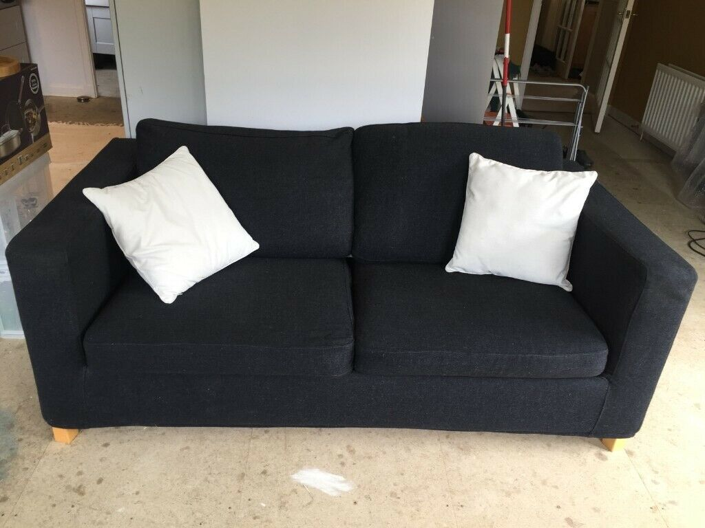 Fantastic Ikea Karlstad Double Sofa Bed In Liberton Edinburgh Gumtree Gmtry Best Dining Table And Chair Ideas Images Gmtryco