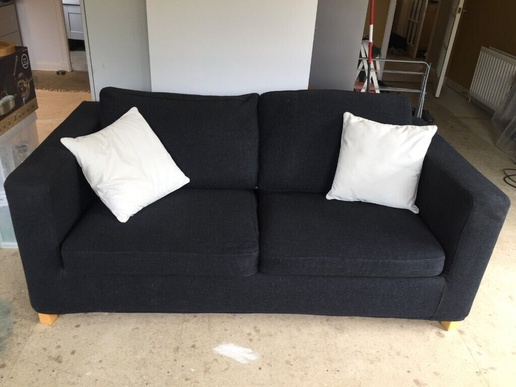 Sensational Ikea Karlstad Double Sofa Bed In Liberton Edinburgh Gumtree Gmtry Best Dining Table And Chair Ideas Images Gmtryco