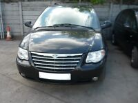 2004 2005 2006 2007 2008 Chrysler Grand Voyager 2.8 Diesel breaking the vehicle for parts, done 69K