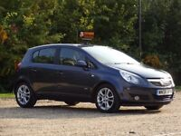 VAUXHALL CORSA 1.4 I 16 SXI 5 DOOR , FULL SERVICE HISTORY +LONG MOT,JUST BEEN SERVICED