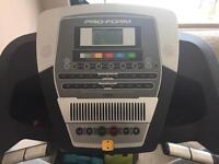 Pro-Form endurance s7 treadmill/running machine