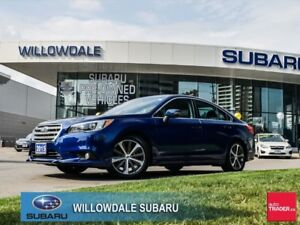 2015 Subaru Legacy 2.5i Limited PKG No Accidents, One Owner, Nav