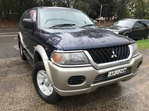 MY04 2003 Mitsubishi Challenger 4x4 SUV LONG REGO LOGBOOKS 2 Keys Sutherland Sutherland Area Preview