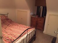 Double bed with mattress: Great condition