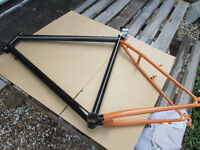 """22"""" cycle frame"""