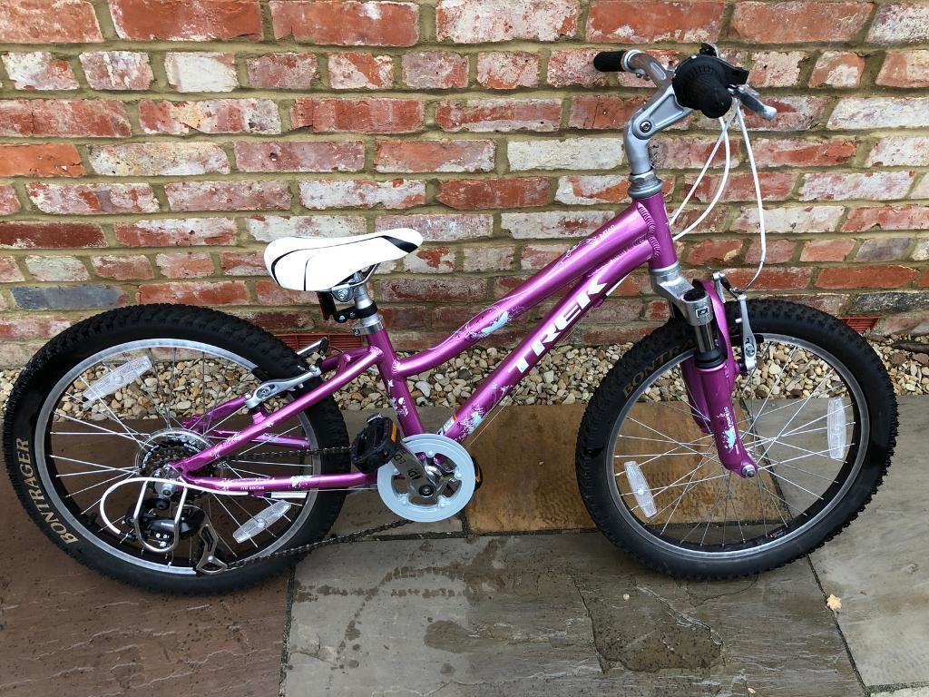 91976f4ca1d Trek MT60 20 inch wheel girls mountain bike | in Thame, Oxfordshire ...