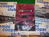 mini cooper owners club publication