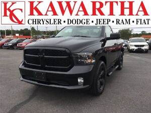 2016 Ram 1500 BLACK EXPRESS PKG, UNDER 20000 KMS!