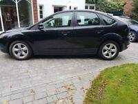 Ford, FOCUS, 5-door 1.8 TDCI (black)