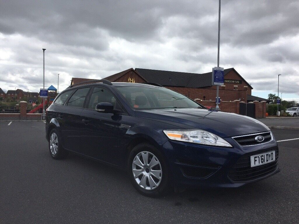 2012 61 FORD MONDEO 1.6 TDCI FULL SERVICE HISTORY