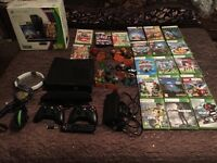 Xbox 360 with Kinect 4GB mega bundle