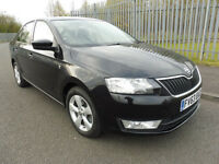 2013 (63) Skoda Rapid 1.6 TDi SE 5dr Hatchback Like Octavia - Very Low Miles & Full Service History