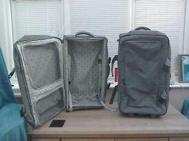 Kipling cases and laptop bag