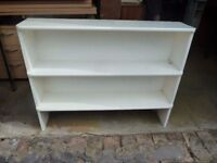 Book shelf Small Size White Delivery Available lg