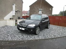 BMW X5 40D M Sport 7 Seats years mot REDUCED