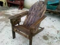 Garden chair/garden lounger