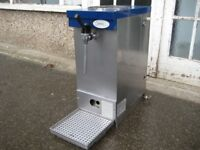 Commercial gas water boiler Jackson G220R3 catering equipment.