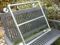 Heated towel rail