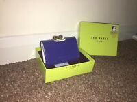 Ted Baker small leather purse