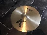 "Zildjian K Dark Crash Thin 18"" Cymbal"