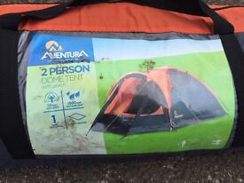 Two 2 man tents