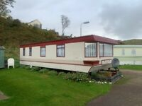Static Caravan with Pitch For Sale