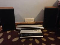 Bang & olufsen, BEOMASTER 1900 amp and speakers