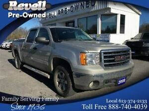 2008 GMC Sierra 1500 SLE 4X4 - AS-TRADED - Linex