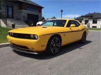 2012 Dodge Challenger SRT8 MANUELLE 392 6.4L GPS CUIR TOIT OUVRA